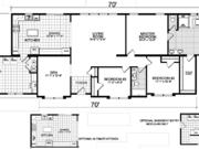 New Mobile Home Model for Sale: Huron by Champion Home Builders