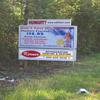 Billboard for Sale: Route 50 Billboard , Corbin City, NJ