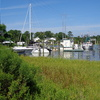 RV Lot for Rent: Beaufort Waterway RV Park, Beaufort, NC