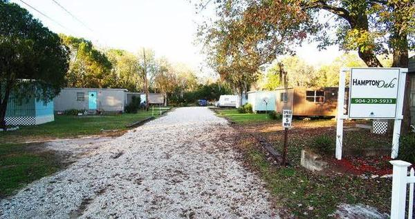 Mobile Home Parks In The Msa