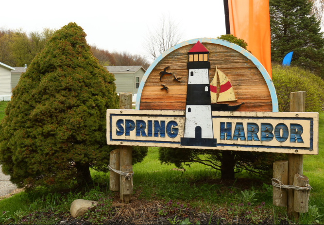 Spring Harbor Mobile Home Park