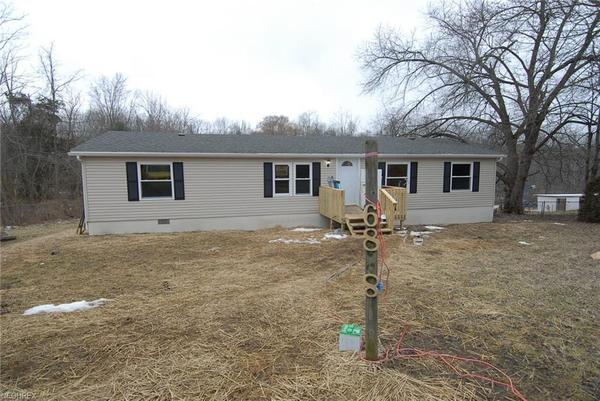 Mobile Manufactured Ranch Single Family Nashport Oh