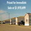 Mobile Home Park for Sale: Foothills Manufactured Home Community for Sal, Kemmerer, WY