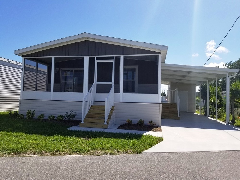2018 Skyline Mobile Home For Sale In Micco Fl 963756