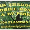 RV Lot for Rent: Oak Shadows Mobile Home and RV Park, Pensacola, FL