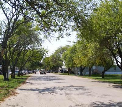 mobile home park in Seguin, TX: Shady Lane MHC 788977