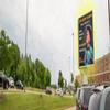Billboard for Rent: Jackson, MS - JSU John Lynch Digital LED, Jackson, MS