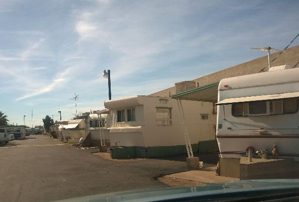 West Mesa Trailer Park - mobile home park for sale in Mesa