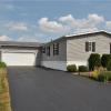 Mobile Home for Sale: Contemporary,Mobile Manu Home With Land,Mobile Manu - Double Wide,Ranch - Cross Property, Victor, NY