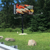 Billboard for Rent: --HD Digital Billboard-- Directly Off I-80 Exit Ramp!, Pocono Township, PA