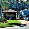 RV Lot for Rent: Class A Coach Lot 7 Plus Casita, Port Charlotte, FL