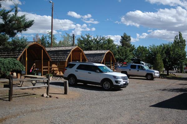 Old West Heritage/Vibrant Small Town Living - RV park for