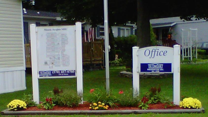 Mobile Home Park In Moosic Pa Mossic Heights