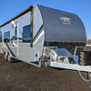 RV for Sale: 2021 2816 GAME CHANGER ALUMINUM TOY HAULER