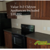 Mobile Home for Sale: Awesome Value 3+2 Clayton, Aiken, SC