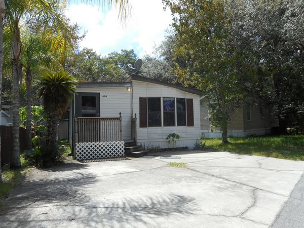 Mobile Home For Rent In Apopka, FL: 2 Bedroom 1 Ba Park