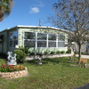 Mobile Home for Sale: 2 Bed/2 Bath Home On Corner Lot & Lake View, Venice, FL