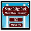 Mobile Home Lot for Rent: Stone Ridge Park, Mercer, PA