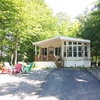 Mobile Home for Sale: 1 Bed, 1 Bath Home At Point Sebago Resort, Casco, ME