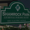 Mobile Home Park: Shamrock Mobile Home Park, Lackawanna, NY