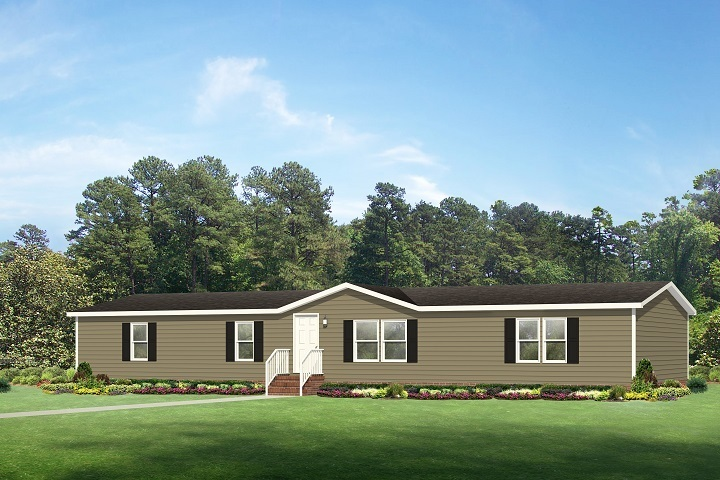 Fabulous New 4 Bedroom Clayton Landhome Mobile Home For Sale In Download Free Architecture Designs Licukmadebymaigaardcom