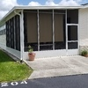 Mobile Home for Sale: Huge mobile home over 1000 sq, ft.  Amazing , Zephyrhills, FL