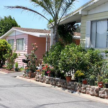 Mobile Home Park In San Luis Obispo Ca Laguna Lake 831255
