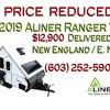 RV for Sale: 2019 RANGER 12