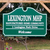 Mobile Home Park for Directory: Lexington Park Manufactured Home Community, Vienna, WV