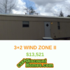 Mobile Home for Sale: Great Price 3+2 Wind Zone II, Aiken, SC