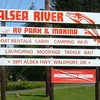 RV Park/Campground for Sale: Alsea River RV Park & Marina, Waldport, OR
