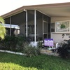 Mobile Home for Sale: 450 Sunset Cir- Cute with an Amazing Lanai, Ellenton, FL