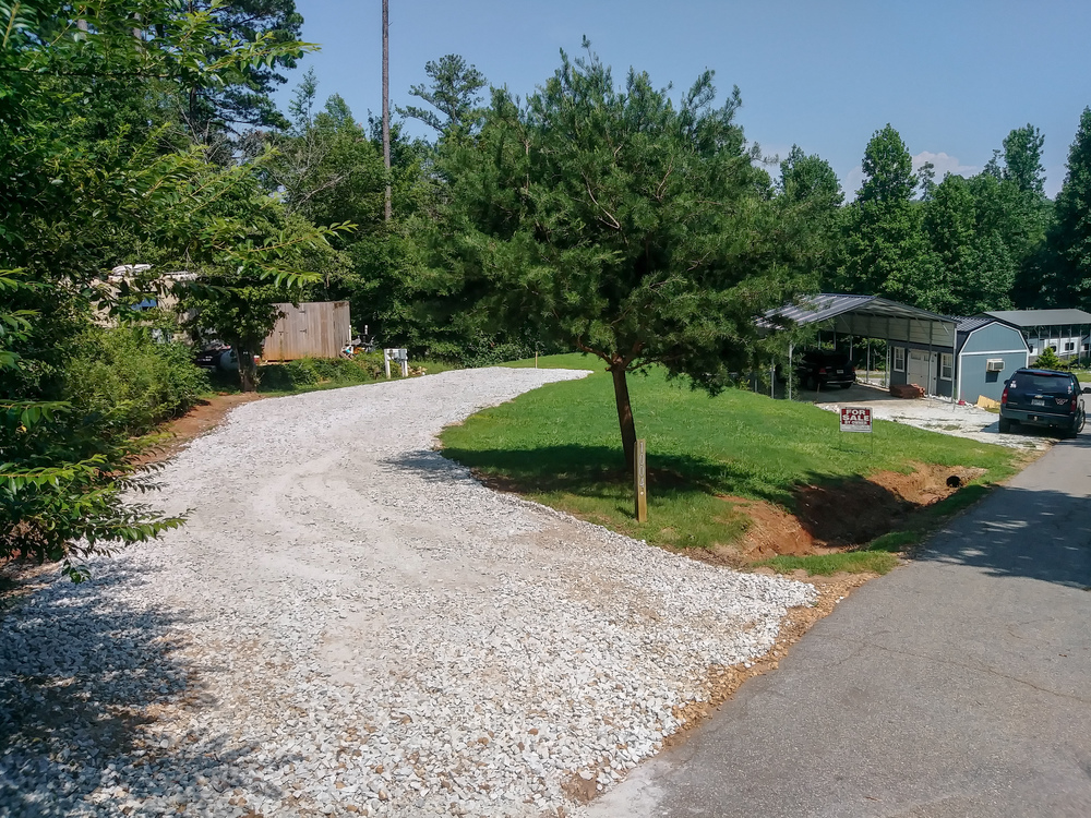 Lake Hartwell RV Lots For Sale - RV lot for sale in