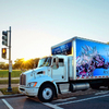 Billboard for Rent: Truck Side Advertising in Glendale, Arizona, Glendale, AZ