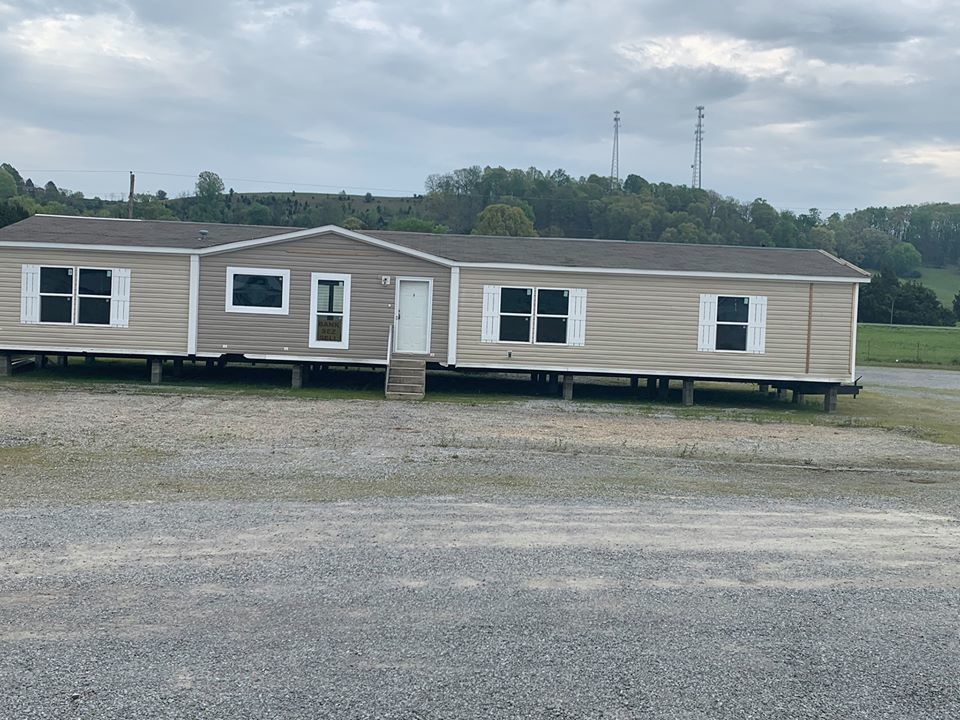 4 bedroom 2 bath  mobile home for sale in sweetwater tn
