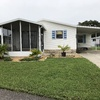 Mobile Home for Sale: Furnished 2 Bed/2 Bath With Hardwood Floors, New Port Richey, FL