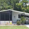 Mobile Home for Sale: Charming, Fully Furnished 2 Bed/2 Bath Home With Golf Cart, New Port Richey, FL
