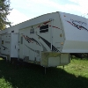 RV for Sale: 2007 SANDPIPER 40SPTS