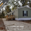 Mobile Home for Sale: Golden Age Village - Brand New 2 Bed 1 Bath Home!, Portland, IN