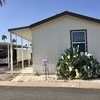 Mobile Home for Sale: FOR SALE Single Wide In An A 55+ Community Lot 145 (303 S Recker Rd lot 145), Mesa, AZ