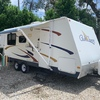 RV for Sale: 2008 GULF BREEZE 23TRS