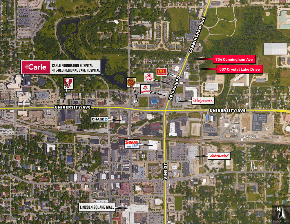 Crystal Lake MHP - mobile home park for sale in Urbana, IL ...