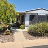 Mobile Home for Sale: 2 Bed, 1 Bath 1987 Palm Harbor- Ground Set And Furnished! #65, Apache Junction, AZ