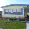 Mobile Home for Sale: 55 PLUS GATED COMM 2/2 NEW A/C CALL LINDA, New Port Richey, FL