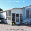 Mobile Home for Sale: Furnished 14 x 60 Home in 55+ Park ! Lot 2, Apache Junction, AZ