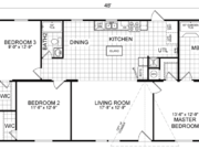 New Mobile Home Model for Sale: Natalia by Champion Home Builders