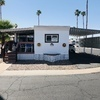 Mobile Home for Sale: 1/1.5 Nice SW mobile in a pet friendly, 55+ community Lot 137, Mesa, AZ