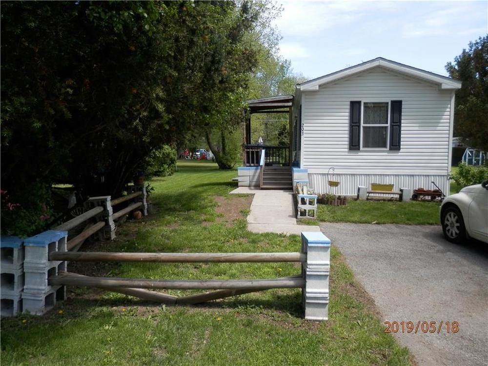 mobile home for sale in Shortsville, NY: Mobile Manu Home ...