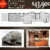 RV for Sale: 2011 CYCLONE 3950