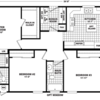 New Manufactured and Modular Home for Sale: Dovecote by Cavco Homes